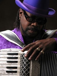 C.J. Chenier at The Ordway in St. Paul, MN