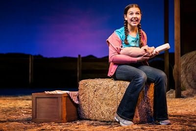 Review of Charlotte's Web at the Children's Theatre Company in Minneapolis