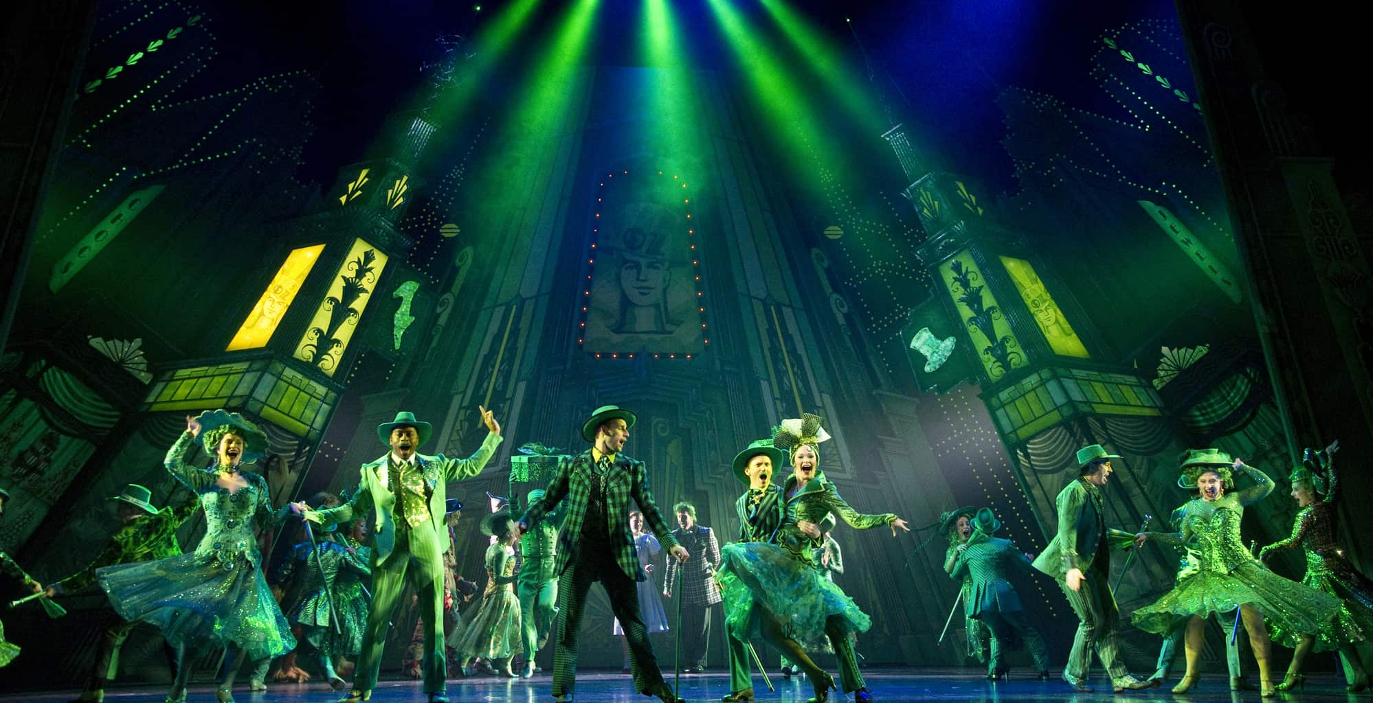 Review of Wizard of Oz at The Ordway in St. Paul, MN