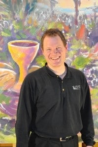 Paul Oman, Drawn to the Word, Mural Ministry