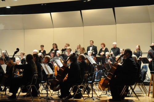 Heartland Symphony Orchestra Spring Concert, 2014 - Play Off