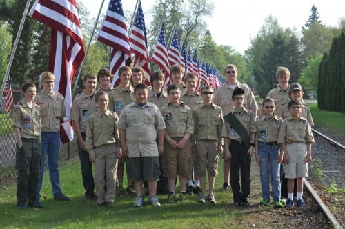 Boy Scout Troop 45
