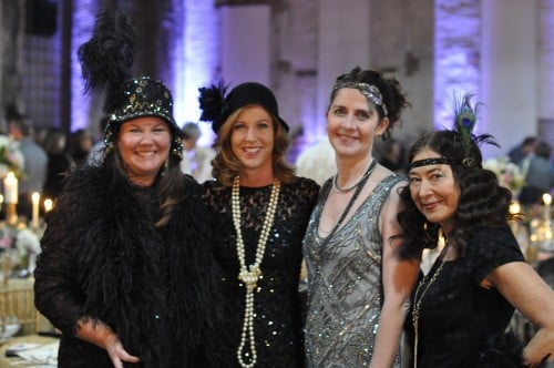 Brighter Days Foundation Gala Event, Mary Aalgaard, Krista Rolfzen Soukup, Jeanni Foss, and Millie Englisch-Morris.