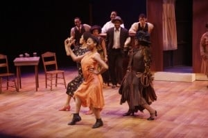 The Color Purple, playing at Park Square Theatre in St. Paul, MN. Photos by Petronella J Ytsma