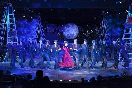 Mary Poppins company, Step in Time. Photo by Heidi Bohnenkamp