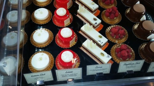 Pretty pastries from Patisserie 46