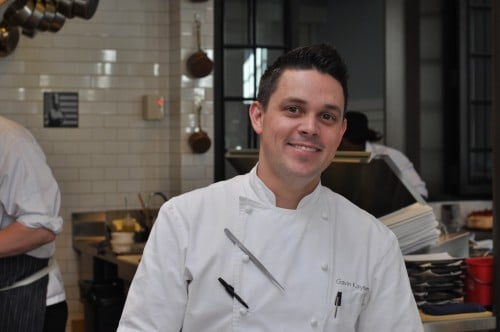 Chef Gavin Keysen, the hottest chef/restaurant in the Midwest's twin cities!
