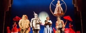 Review of Wizard of Oz at The Children's Theatre in Minneapolis