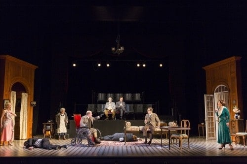Review Of The Critic Amp The Real Inspector Hound At The