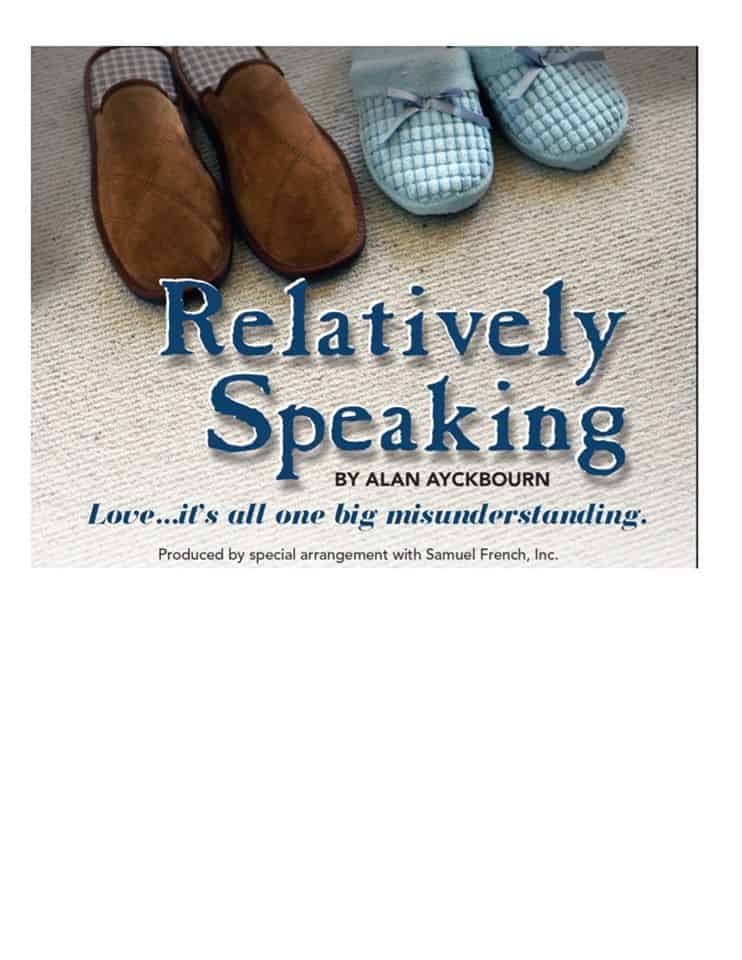 Review of Relatively Speaking, Brainerd Community Theatre