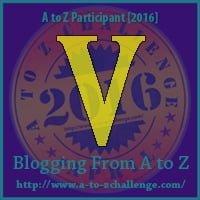 V is for Vog