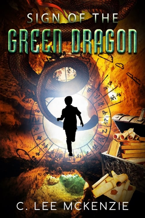 Sign of the Green Dragon, Cover Reveal and Review