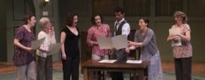 Review of Calendar Girls at Park Square Theatre