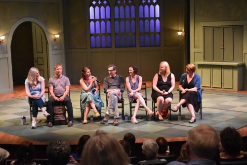 Calendar Girls post play discussion