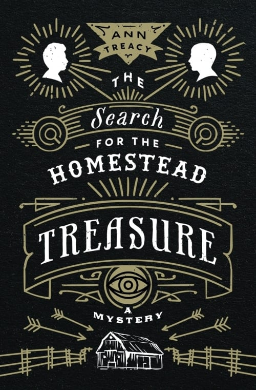 Book Review, The Search for the Homestead Treasure by Ann Treacy