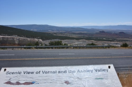 First stop was this scenic overlook.