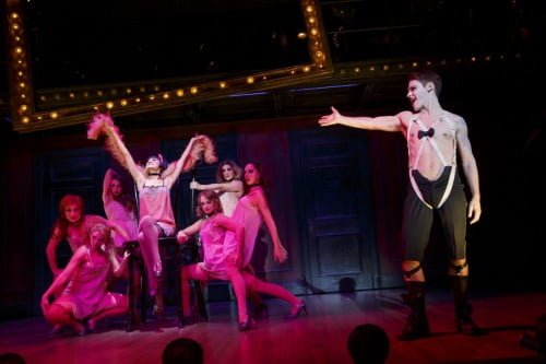 Review of Cabaret from Roundabout Theatre Co at the Orpheum in Minneapolis, MN