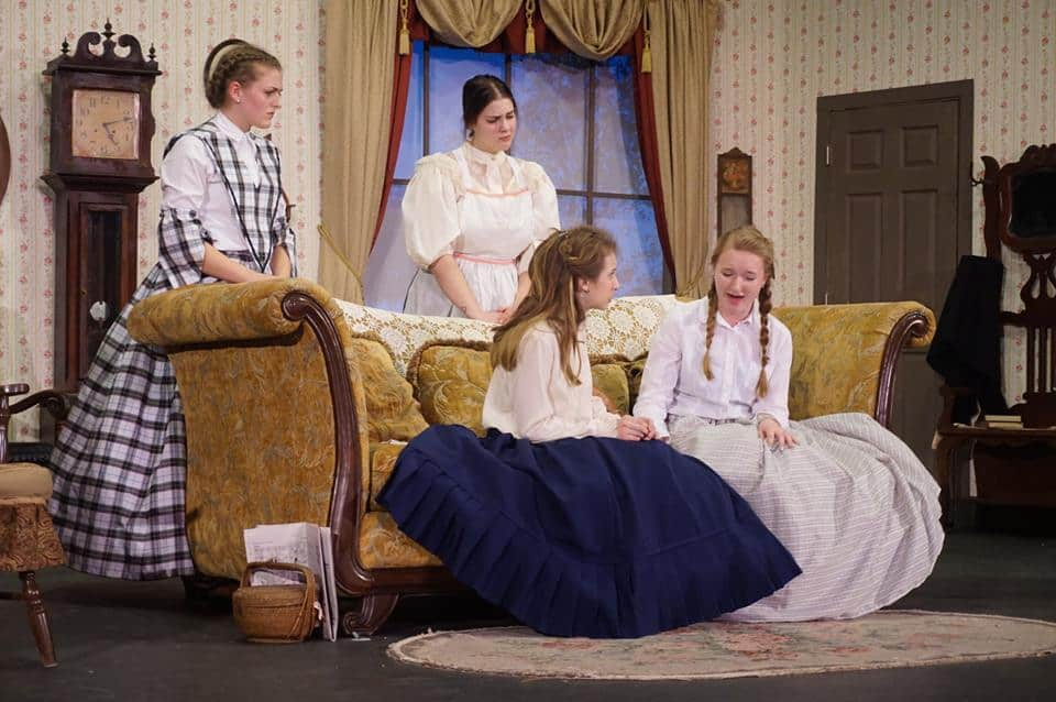 Review of Little Women at Stage North in Brainerd, MN