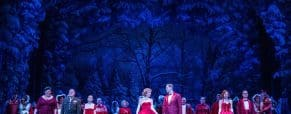 Review of White Christmas at the Ordway in St. Paul, MN