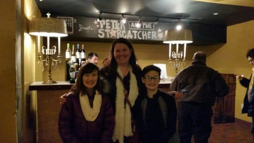 Review of Peter and the Starcatcher at Theater Latte' Da