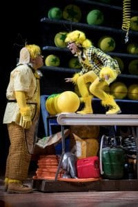 Review of The Sneetches at Children's Theatre Company