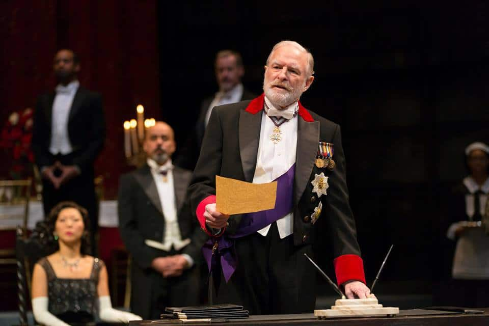 a review of the play king lear King lear review: mckellen is never less than astonishing  king lear at minerva theatre  another year, another lear  oslo review: a play that maintains a razor-sharp tension.