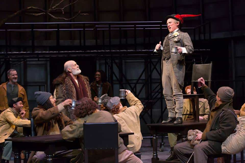 Review of King Lear at the Guthrie Theater