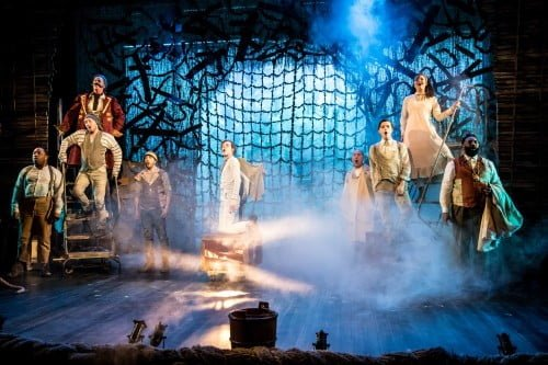 Review of Peter and the Starcatcher at Theater Latte\' Da ...