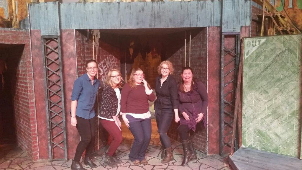 Review of Urinetown at Lyric Arts