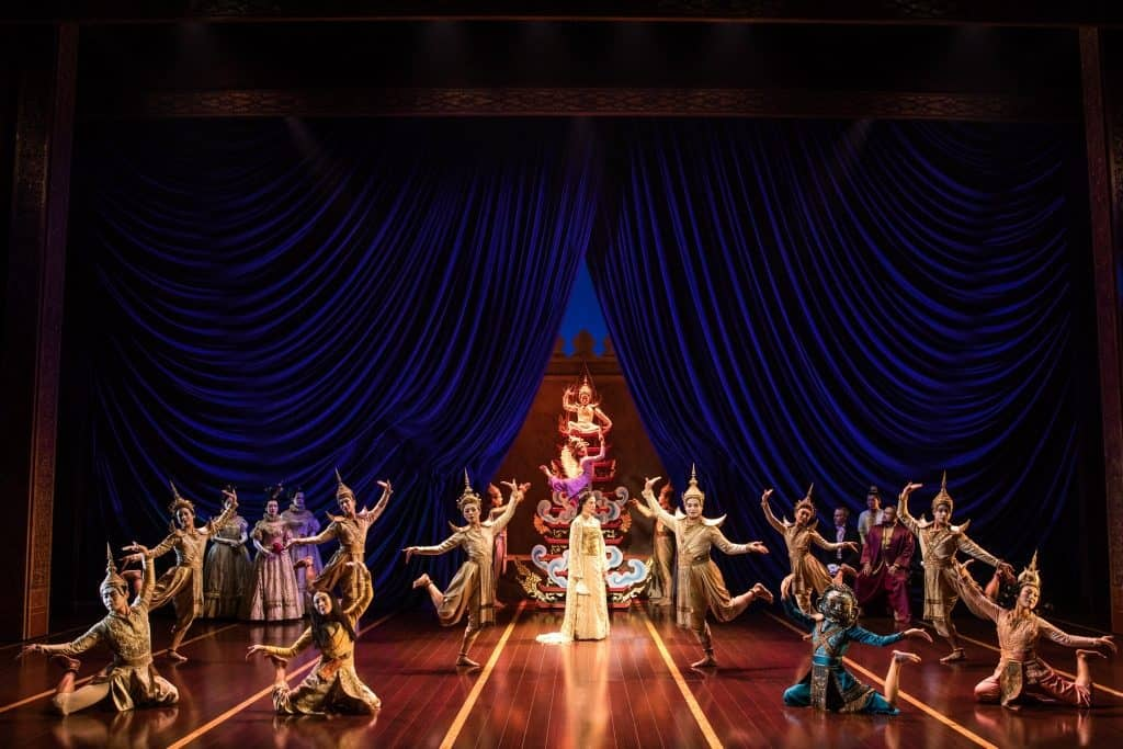 Review of The King and I at the Orpheum in Minneapolis