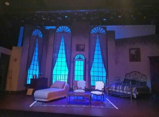 Review Of Cat On A Hot Tin Roof At Clc Play Off The Page
