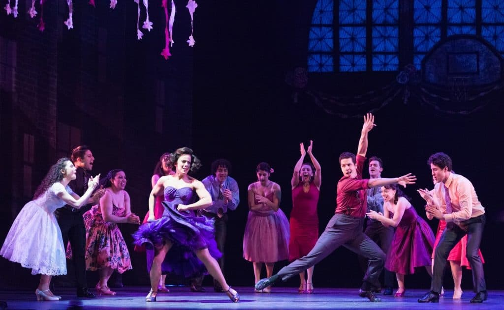 Review of West Side Story at the Ordway in St. Paul, MN