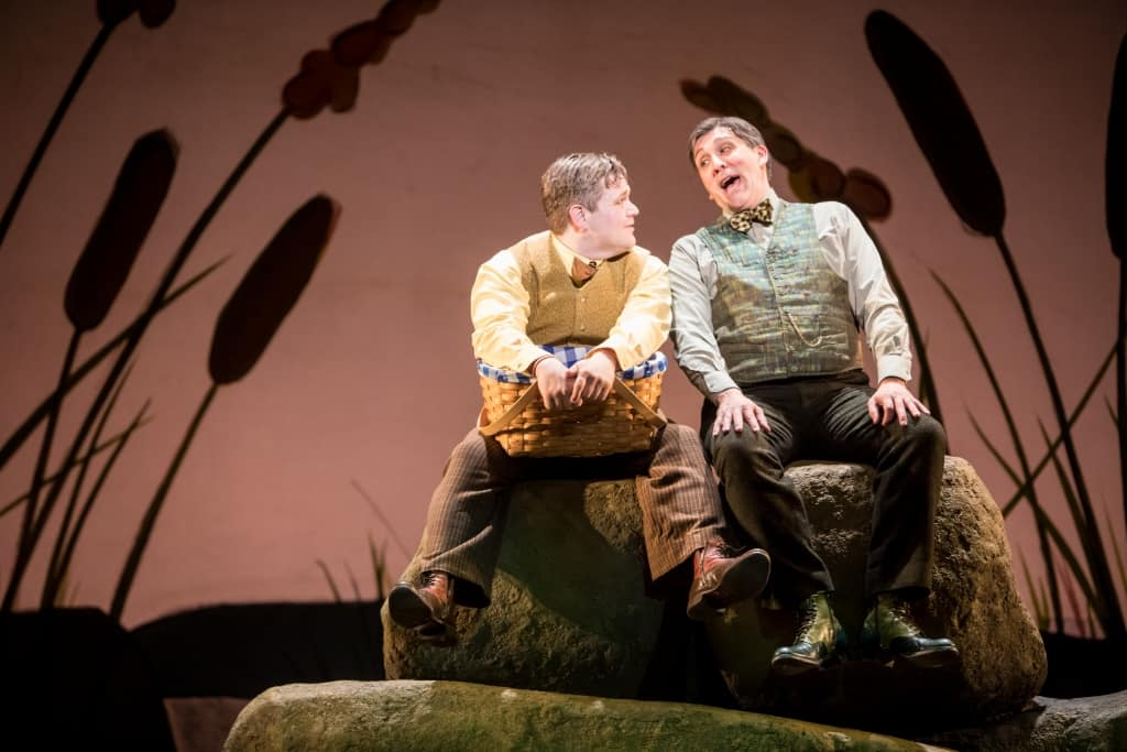Review of A Year with Frog and Toad at The Children's Theatre Company