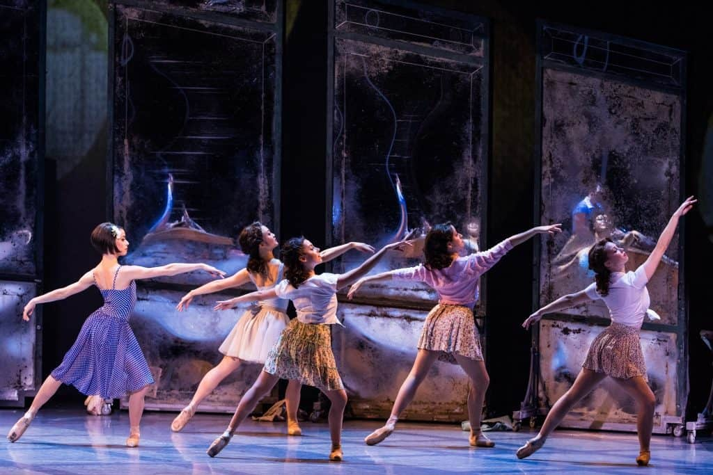 Review of An American in Paris at the Ordway in St. Paul, MN