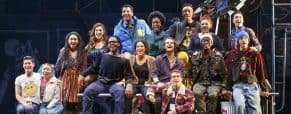 Review of Rent 20th Anniversary Tour at the Orpheum in Minneapolis