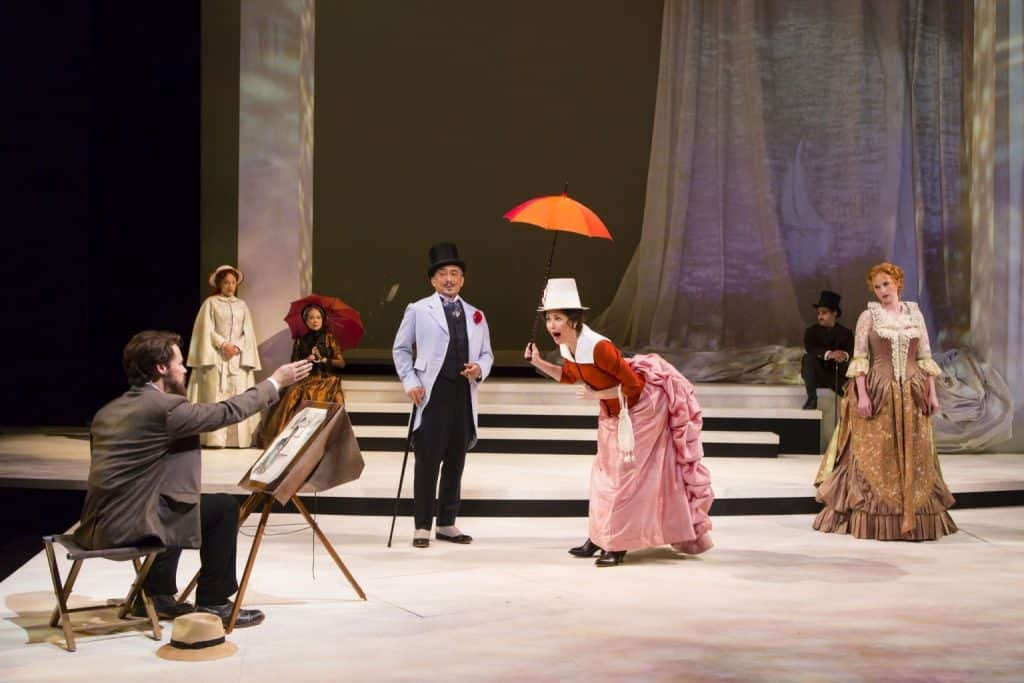 Review of Sunday in the Park with George at the Guthrie Theater