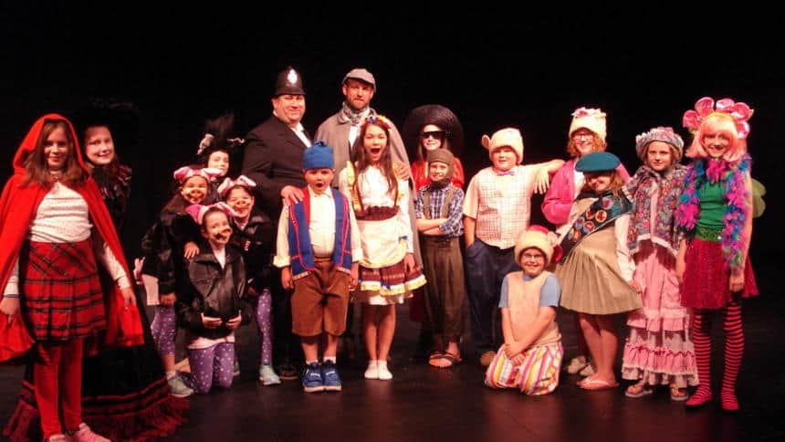 The (Almost) Totally True Story of Hansel & Gretel at CLC