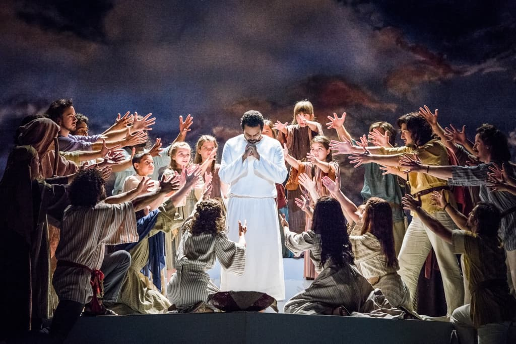 Review of Jesus Christ Superstar at the Ordway in St. Paul, MN