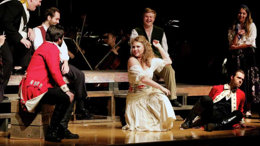 Reflections on Carmen and the LAMF