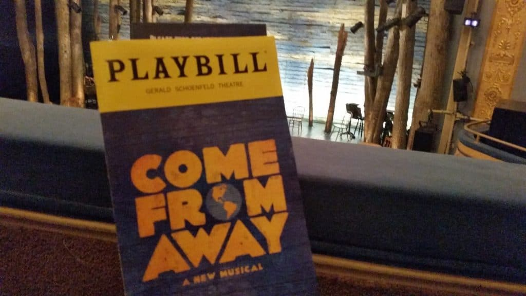 Come from Away is Channel of Peace, the Light in the Darkness