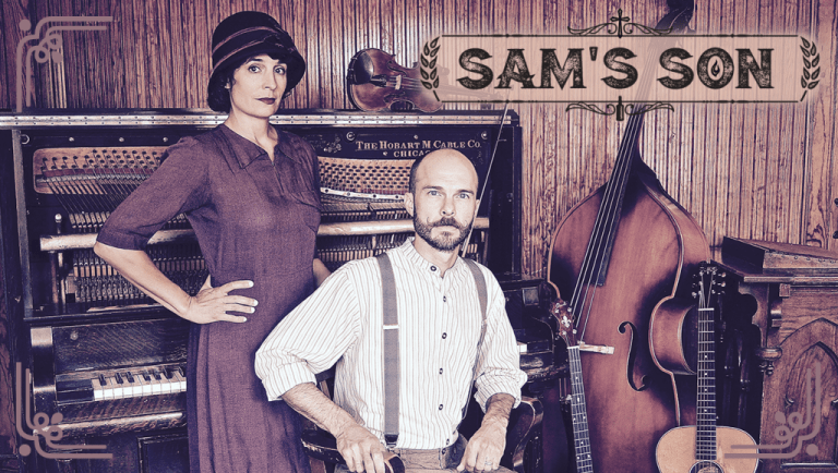 Sam's Son, new musical by Vanessa and Jeremiah Gamble of Bucket Brigade Theater, photo by Matthew Abeler