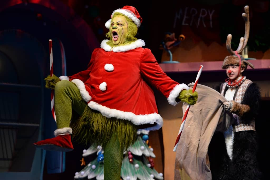 Review of The Grinch at Children's Theatre Company, 2017