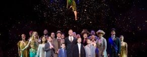 Review of Finding Neverland, tour, at Orpheum Theatre