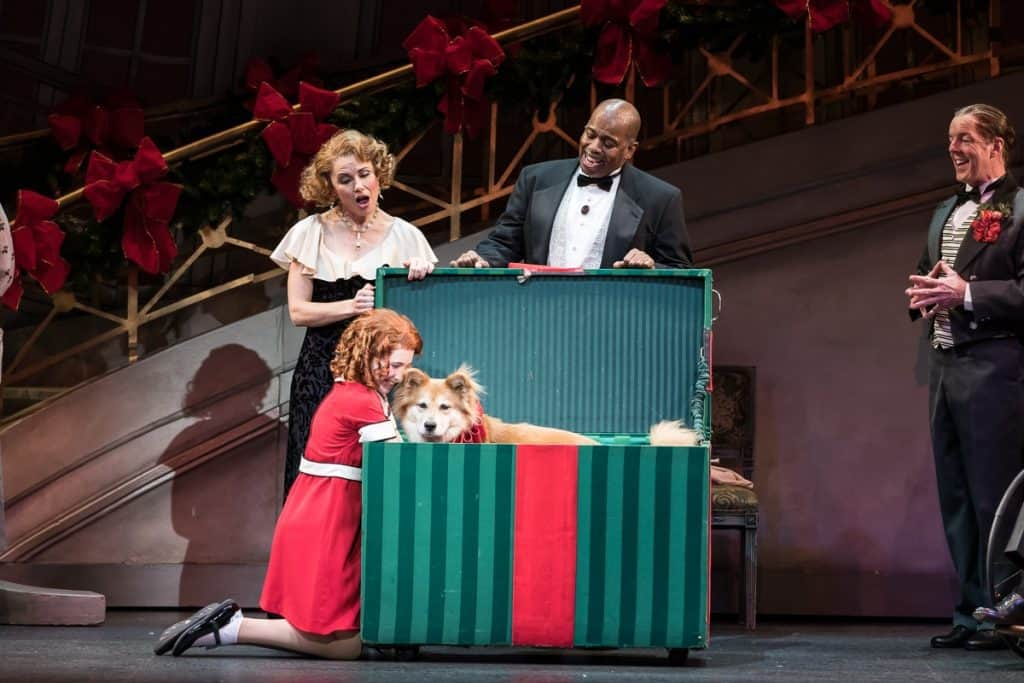 Review of Annie at the Ordway in St. Paul, MN 2017