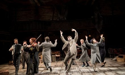 Review of Indecent at the Guthrie Theater, winter 2018