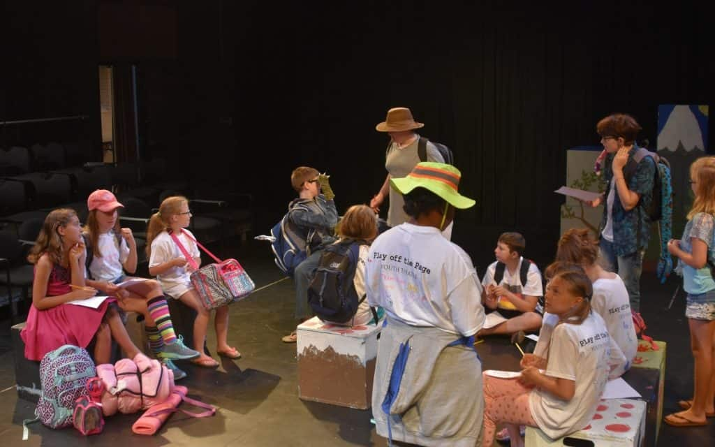Youth Theater Workshops in Brainerd Lakes Area, Summer 2021