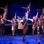 Review of Newsies at Chanhassen Dinner Theatres