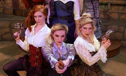 Review of Princess Ida by The Gilbert & Sullivan Very Light Opera Company