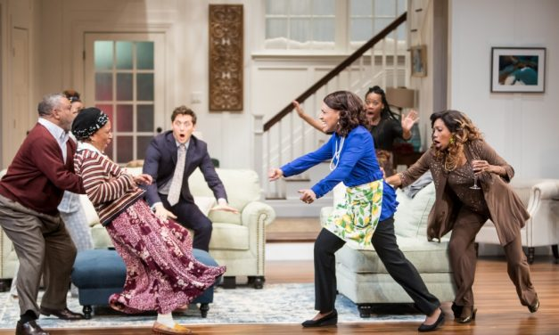 Review of Familiar at the Guthrie Theater