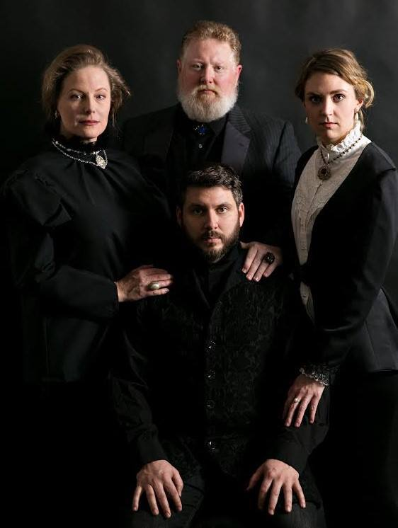 Review of Hamlet, Wayward Theatre Company at Hill House